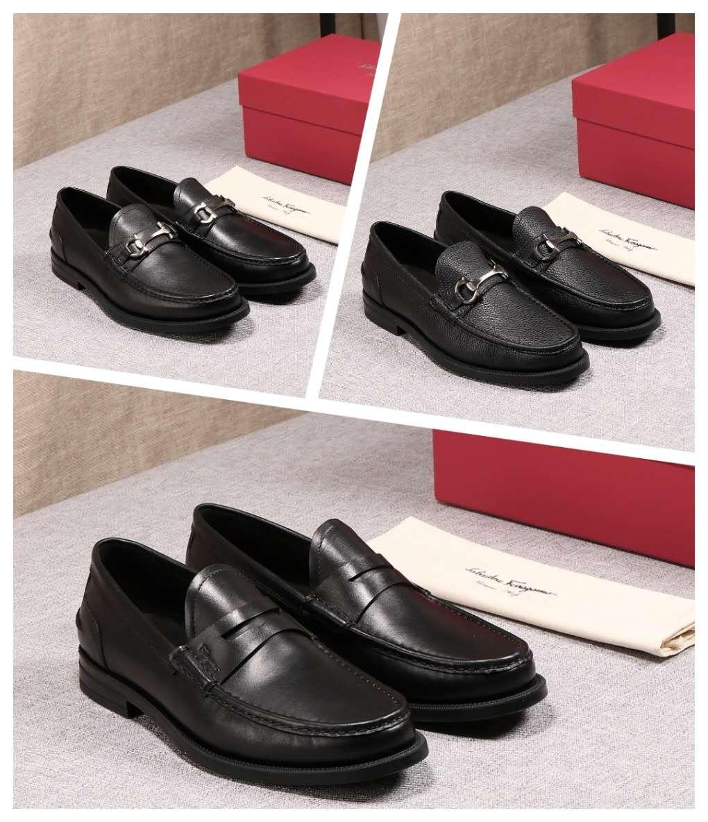 高端男鞋 精品男鞋 厂家直销 一件代发